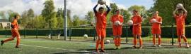 8 Zondagen lang voetbal- en keepersacademie
