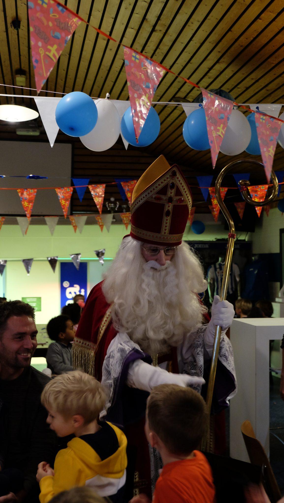 Sinterklaas 2018 - mini's