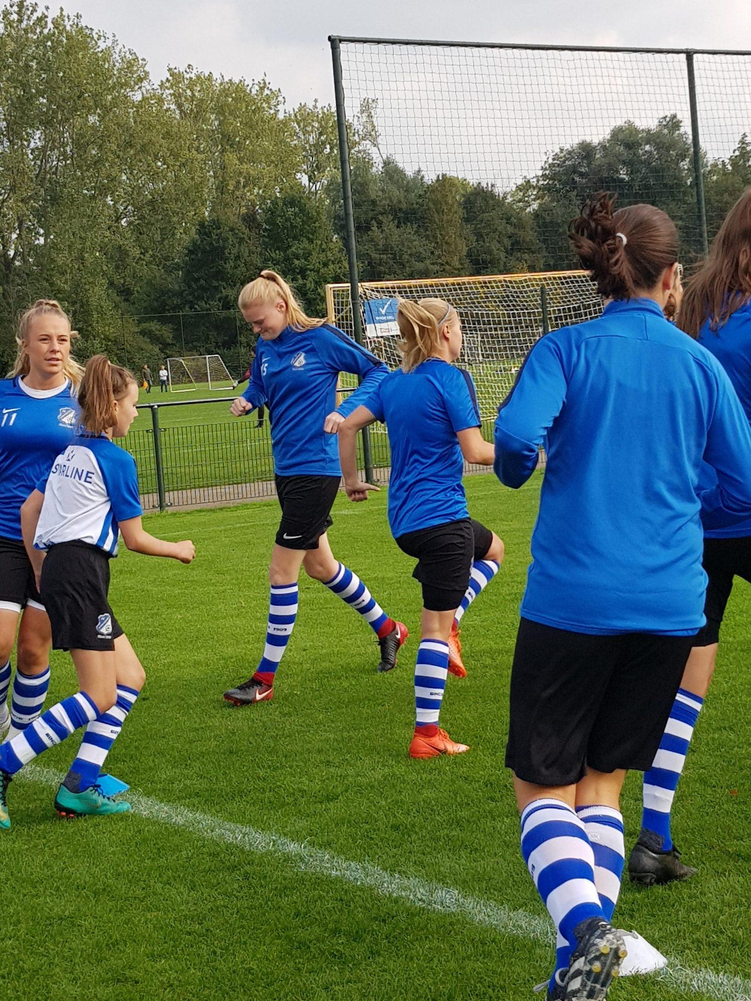 Pupil van de Week - 5 oktober 2019 - FC Eindhoven AV Vrouwen 1