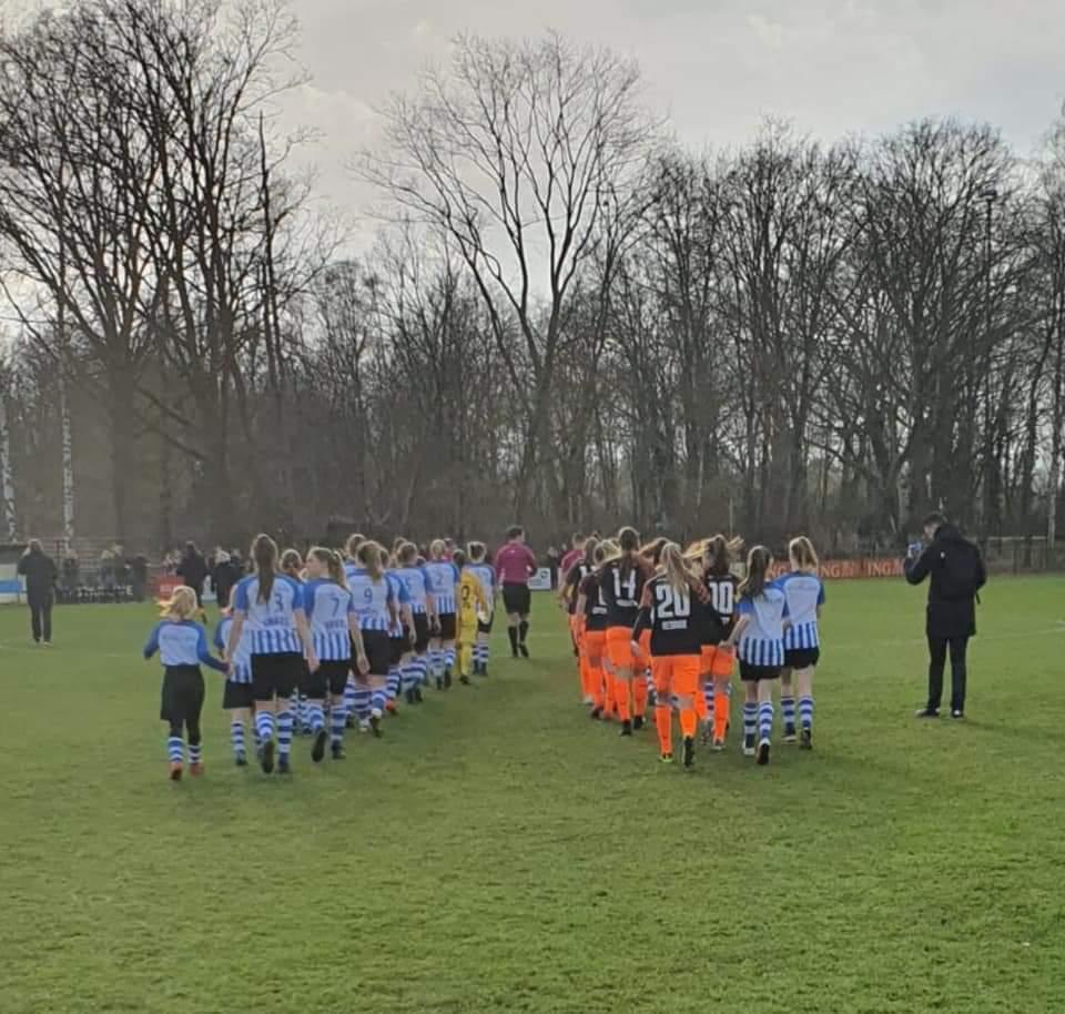 Line-up bij de Lichtstad Derby 8e finale KNVB Beker