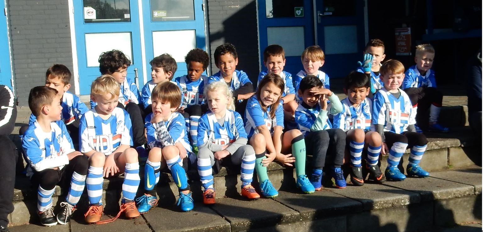 Vanaf september start de Fabian Hofwijks mini academy weer !!!