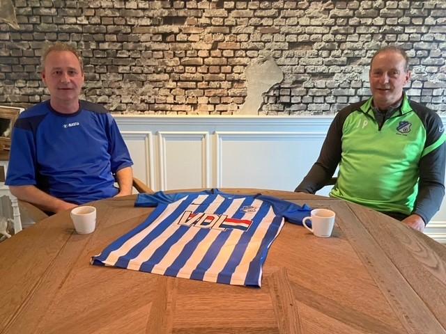Jan Poortvliet nieuwe hoofdtrainer FC Eindhoven/av, Peter Coumans verder als coördinator/assistent-trainer.